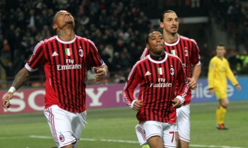 milan, arsenal, champions league, trionfo