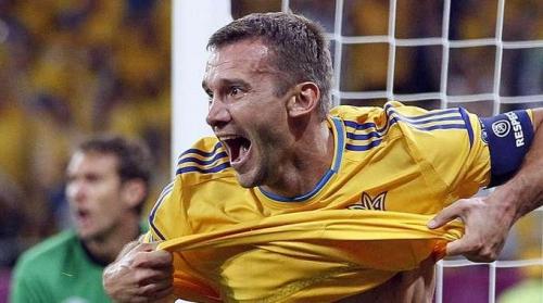 Europei 2012, ucraina, svezia, shevchenko, ibrahimovic, Milan