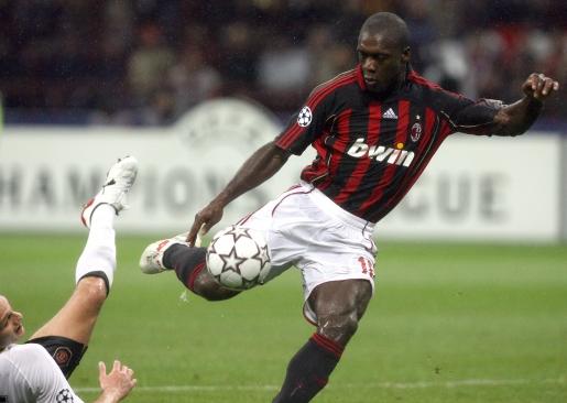 Milan, clarence seedorf, campione, addio