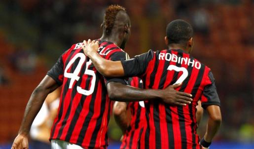 Milan, Cagliari, vittoria, Kakà