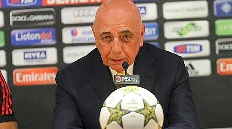 Milan, Galliani, mercato, class action, vergogna