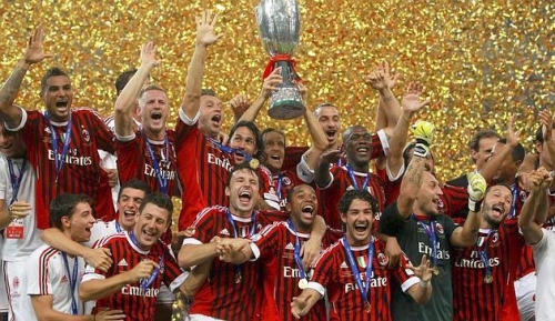 Milan, inter, derby, supercoppa italiana, vittoria pechino