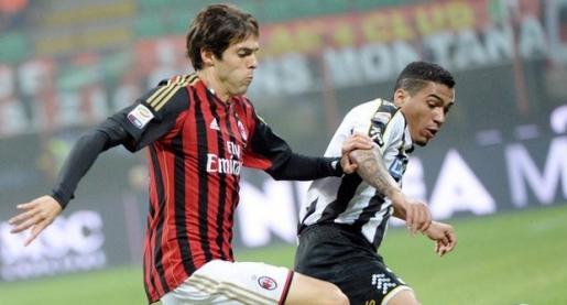 Milan, Udinese, Birsa, Kaka