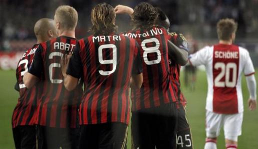 Milan, ajax, pareggio, rigore, balotelli, polemiche