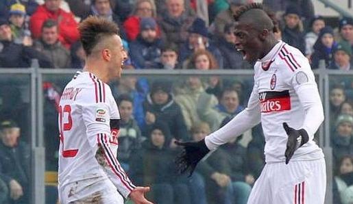 Milan, atalanta, vittoria