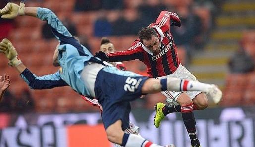 Milan, bologna, vittoria